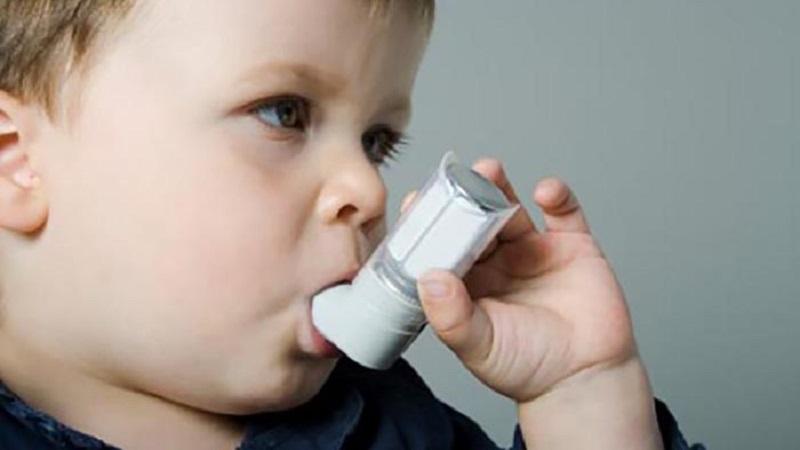 آسم و تنگی نفس کودکان