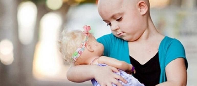 سرطان در کودکان