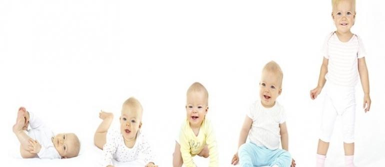 بررسی و کنترل رشد نوزادان و شیر خواران