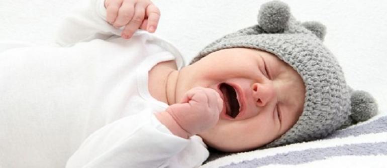 کولیک نوزادان و شیرخوارن