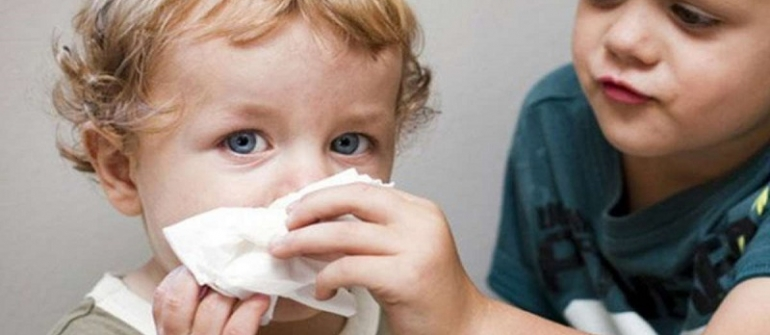آسم و آلرژیهای تنفسی کودک