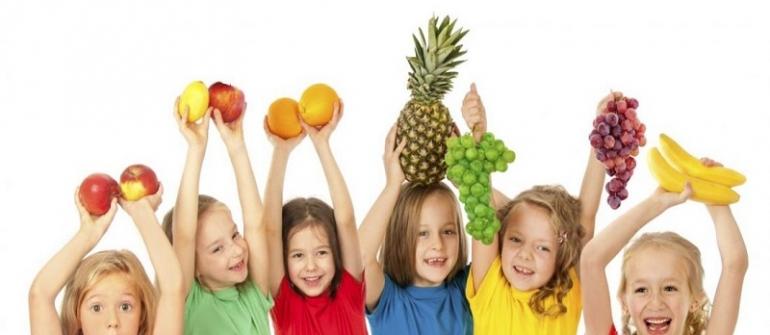 رژیم غذایی سالم برای رشد ایده آل کودک